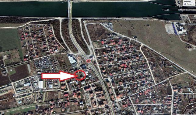 Vand teren in Agigea 500 mp sau 1000 mp