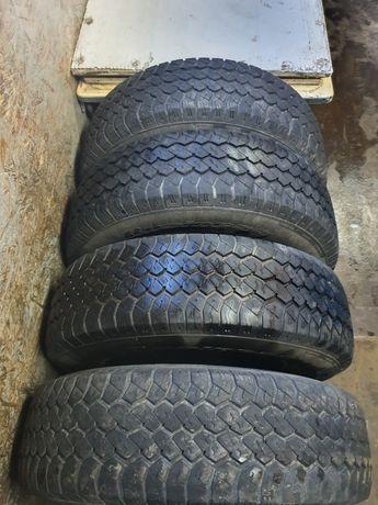 Продам всесезонные шины 225/75/ R16C