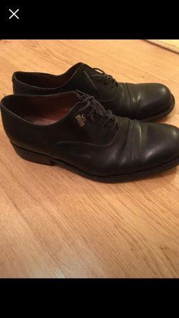 Pantofi piele originali Versace V2 - 42