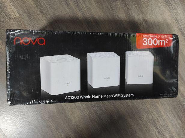 Sistem Wireless Mesh TENDA Nova MW3 AC1200 Set 3 buc - Nou Sigilat