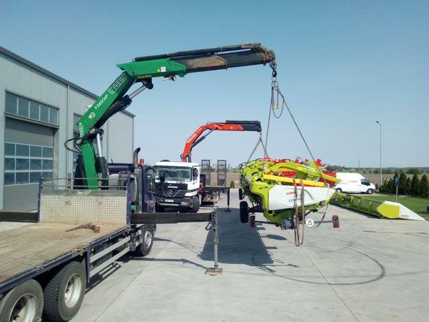 CAMION CU MACARA Macara de inchiriat !! TRANSPORT container