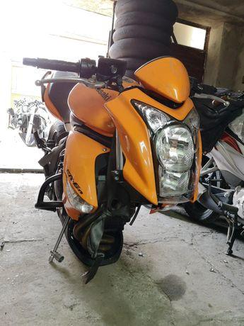 Kawasaki er6 n на части