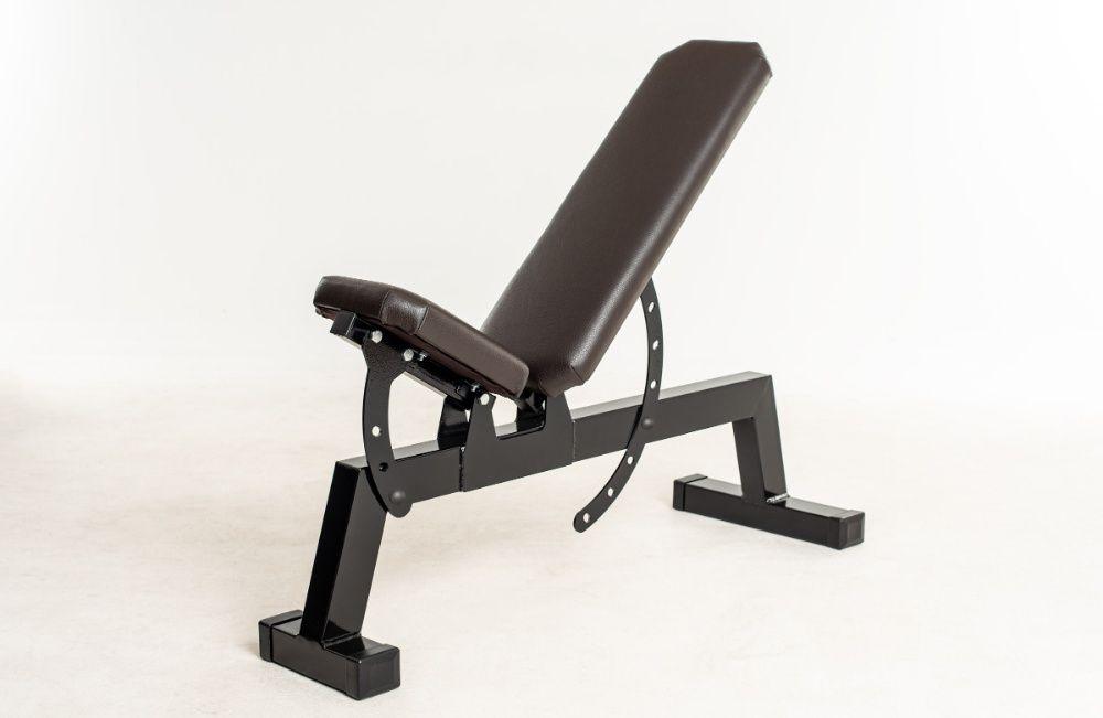 Професионална фитнес лежанка (пейка)