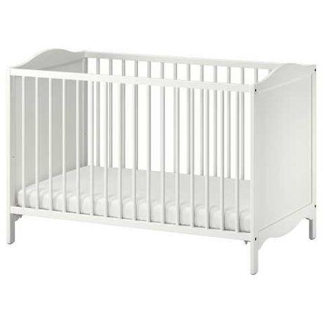 Бебешко легло +матрак 70/140 и обиколник