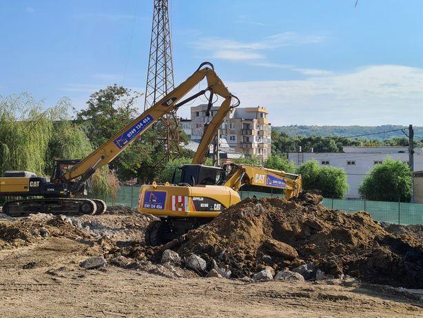 Demolari case, constructii