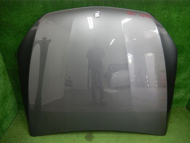 Mercedes W253 Glc capota motor normal/coupe