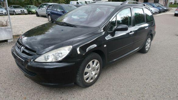 Peugeot 307 2.0 HDI 90 к.с / Пежо 307 2.0 на части