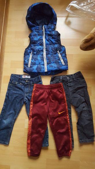 Лот дрехи Nike, Levis , Buffalo и H&M грейка