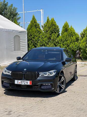 BMW 740Ld 2017 320cp Full Extra