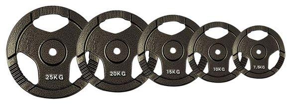Дискове/тежести ф25/ ф28/ф30/ ф50 - тежести фитнес оборудване
