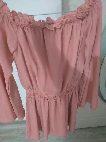 Rochie roz pudra