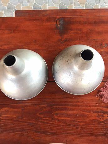 Abajur veioza din aluminiu