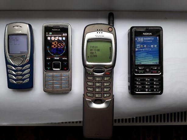 Nokia 6100;6300;7110,6310 stare excelenta originale necodat ore putine