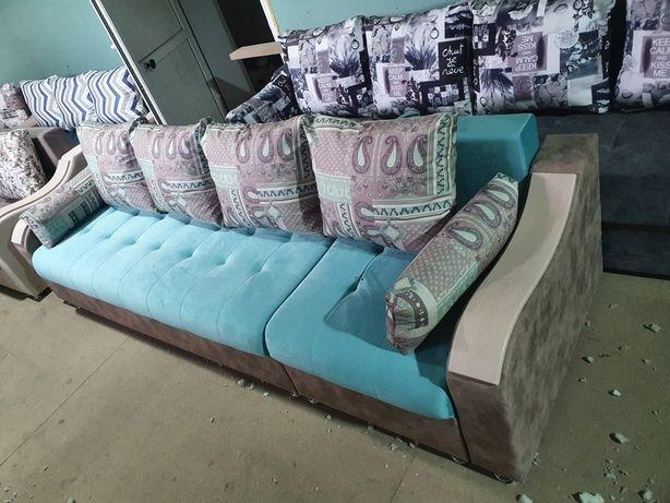 Угловой диван трансформер в наличии и на заказ