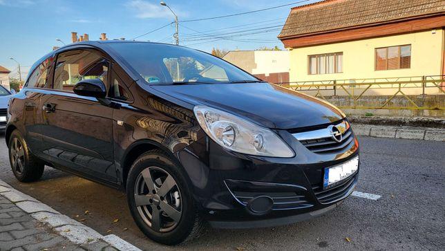 Opel Corsa 1000 cmc, AC