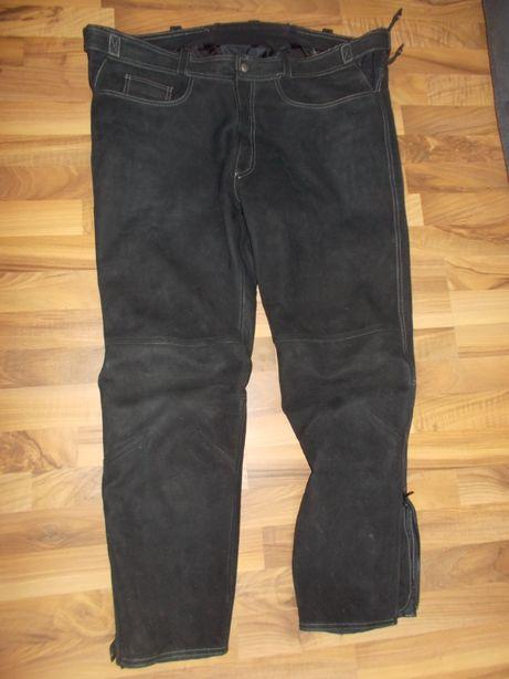 pantaloni polo road,piele,ideal moto sau de strada ,mari ,stare buna