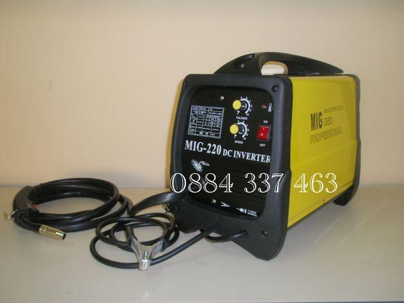 MIG 220 A Телоподаващ апарат 400