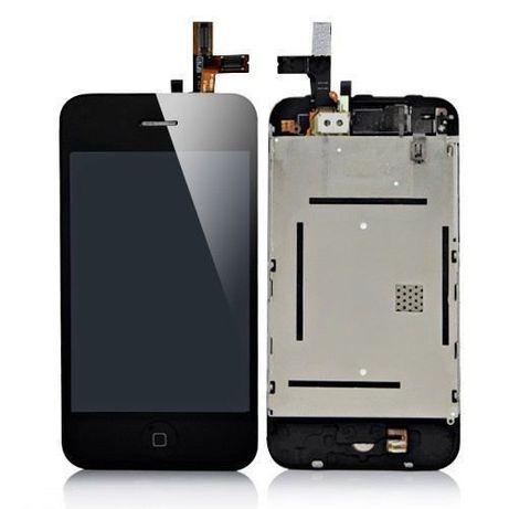 Touch Screen Digitizer Block + LCD - IPhone 3GS iphone 3G