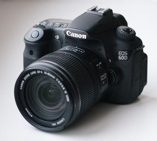 Canon фотоаппарат новый