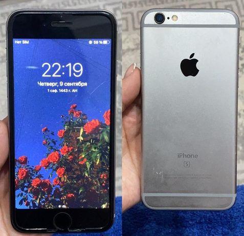 Смартфон Iphone 6s 32Гб. В хорошем состоянии