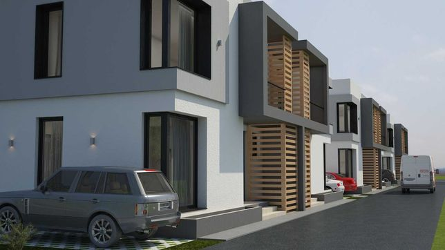Direct proprietar! Complex rezidential de 6 case, zona Parcul Teilor