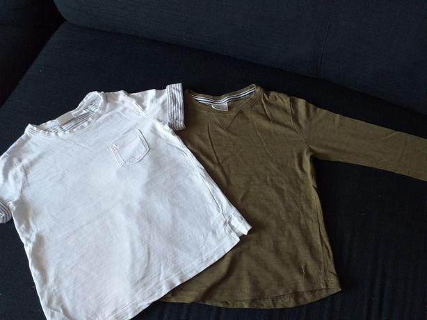 Bluza si tricou, 104 - 110, Zara