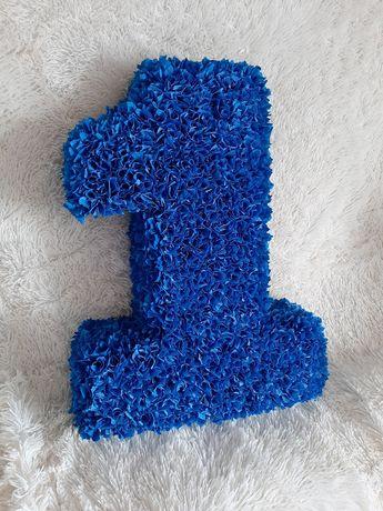 Цифра 1 на день рождения