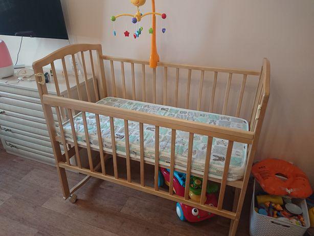 Кроватка детская золушка 1
