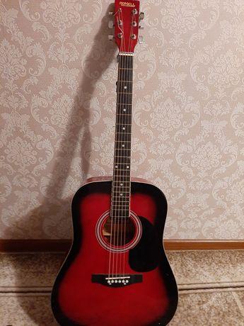 Гитара большого размера