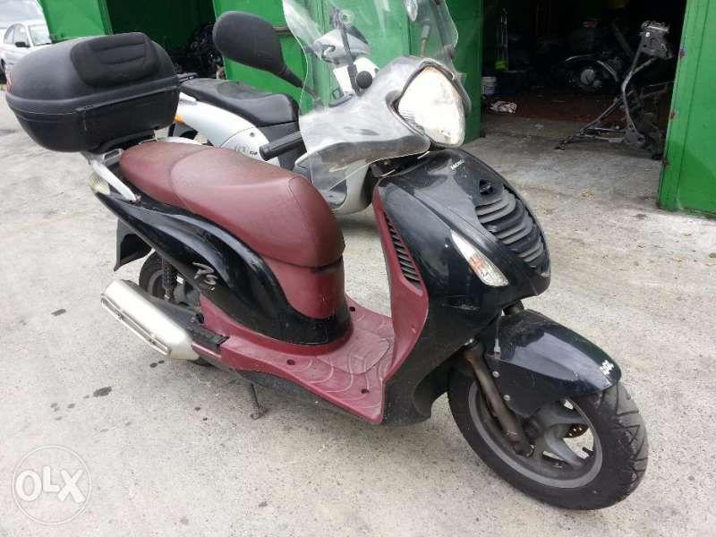 Мотоциклет,скутер Хонда Пи Ес( Honda Ps) 125-150-на части гр. Пловдив - image 1