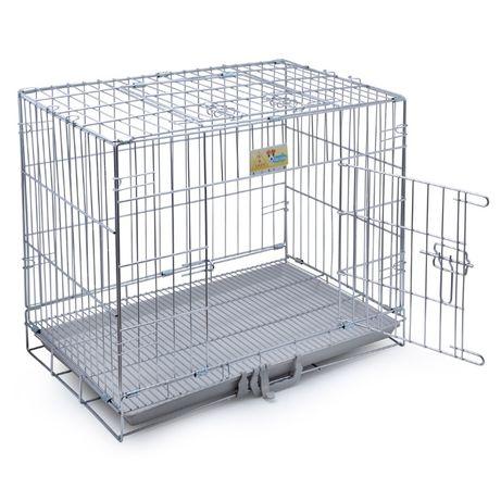Метална клетка за куче