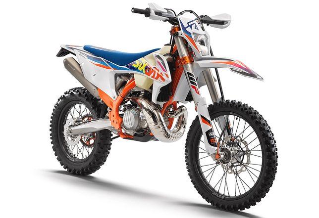KTM 300 EXC Tpi SixDays 2022