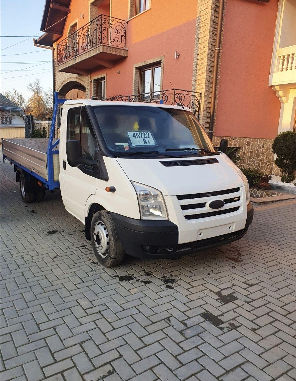 Ford Transit Import Italia