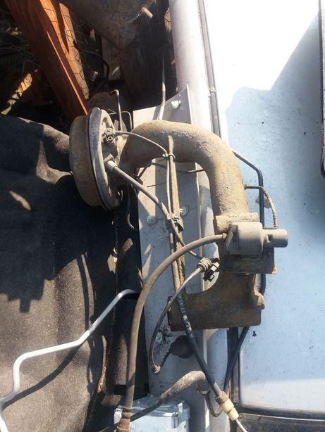 Brat/bascula/punte spate mercedes a class W168/dezmembrez a class W168
