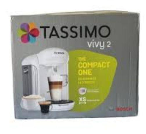Espressor Bosch Tassimo Vivy II TAS1407, 1300w,0.7l, autocuratare