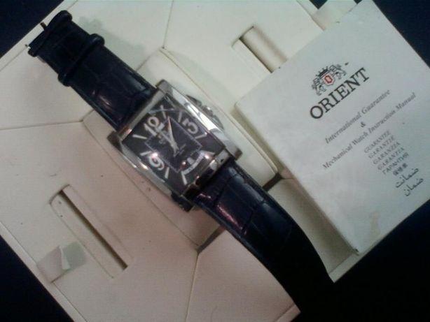 Часы мужские orient japan automatic water resistant50m Сами заводятся