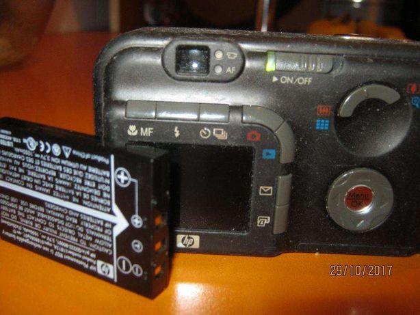 Aparat foto HP R 707 - 5,1 MP + 2 Accu