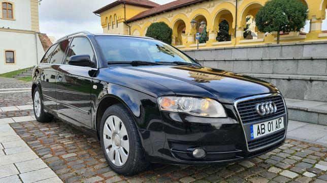 Audi,A4,B7,Diesel,2L,,6,trepte,acte la zi anul.2006.