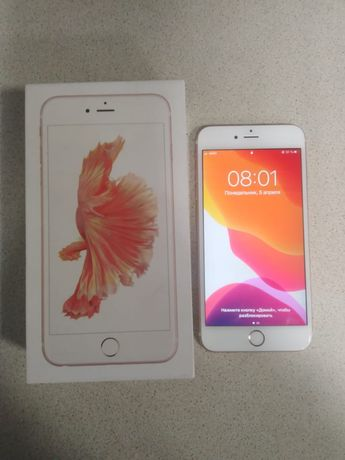 Iphone 6s plus айфон 6s плюс