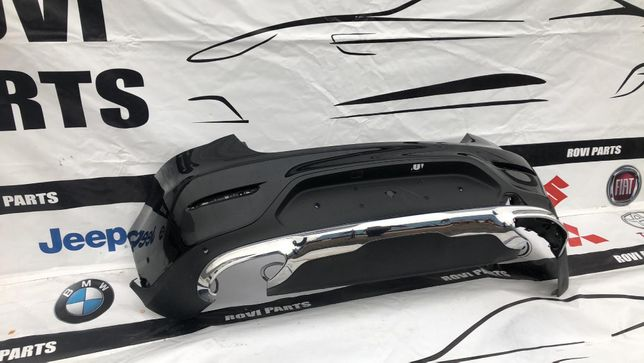 Bara Spate + Spoiler Mercedes GLC Coupe AMG (X253/C253) An 2016,2017+