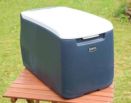 EZETIL EZC-35литров автохолодильник компрессорный