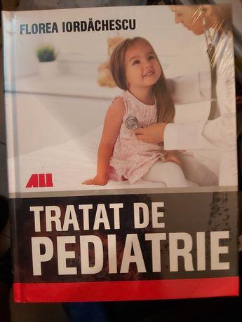 Vand Tratat de pediatrie, carte noua, in tipla