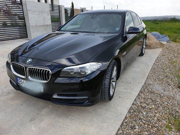 Vand/Schimb BMW 520D 2015, B47, 190CP, HUD, Navi Prof, Piele