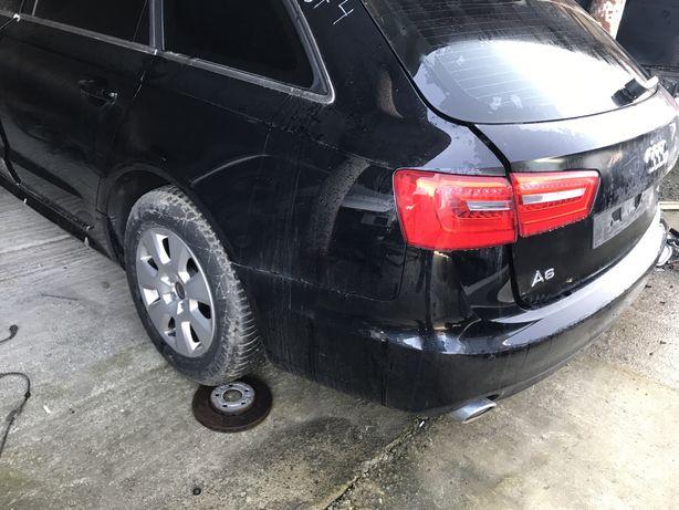 Fuzeta spate Audi A6C7 2013 3,0 diesel tractiune fata