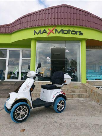 Електрическа четириколка Скутер 1500w Maxmotors