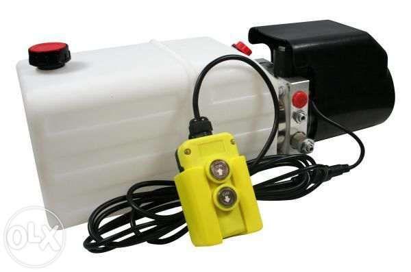 Pompa basculare 12V , 24V pentru bascula 3.5t - 7.5t