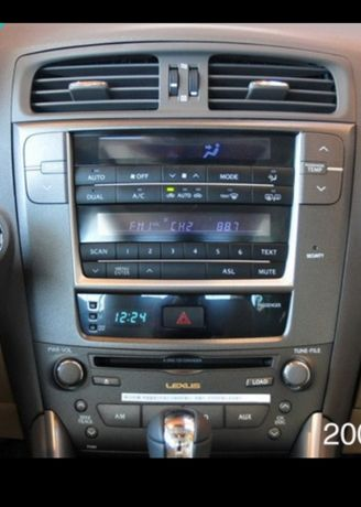 Магнитола штатная Lexus is 250