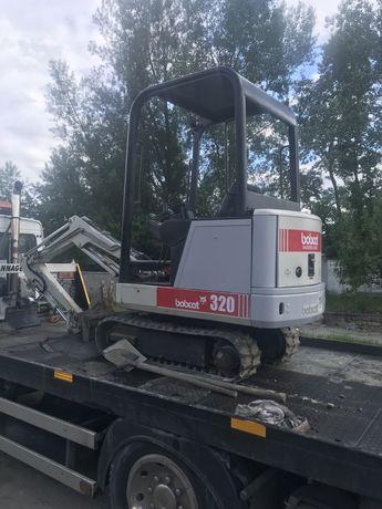 Miniexcavator si buldoexcavator de inchiriat pentru diferite lucrari