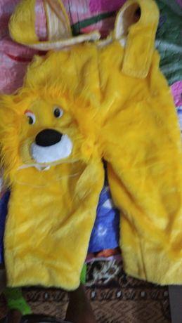 Костюм львёнка на утренник
