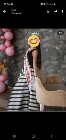 Детское платье на 10-12 лет